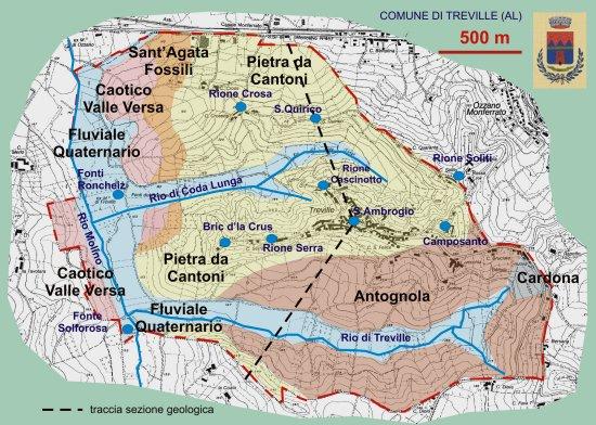 storia geologica ditalia gli ultimi 200 milioni di anni